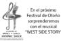 En el próximo Festival de Otoño sorprenderemos con el musical: Tributo a West Side Story